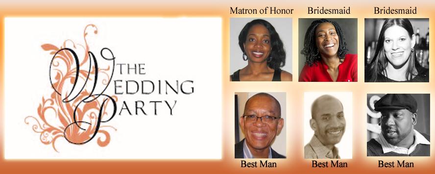Meet Our Bridal Party Peeps!