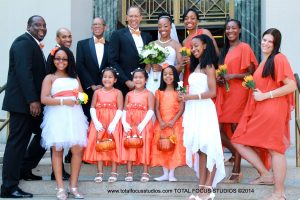 Bridal Party Info